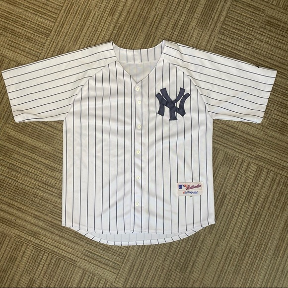 Majestic Other - Majestic Derek Jeter New York Yankees Jersey